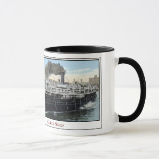 Steamship Eastern States Mug