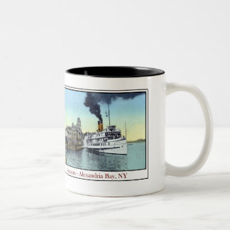Steamship Kingston Two-Tone Coffee Mug
