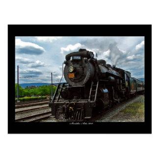 steamtown postcard