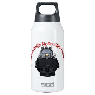 Steamtown Railfest Text Big Boy X4012 Thermos Bottle