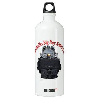 Steamtown Railfest Text Big Boy X4012 Water Bottle