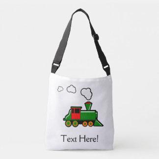 SteamTrain Crossbody Bag