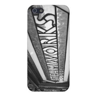 Steamworks iPhone SE/5/5s Case
