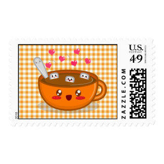 Steamy Hot Chocolate Postage