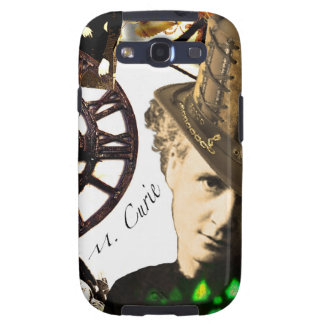 Steamy Marie Samsung Galaxy S3 Covers