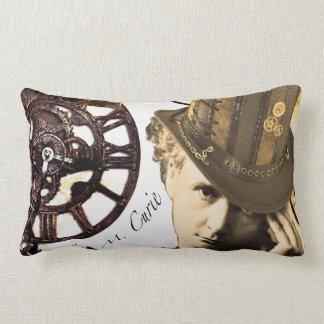 Steamy Marie Throw Pillows