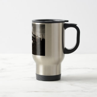 Steamy Moods Stainless Steel Travel Mug