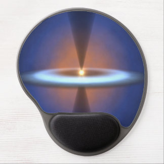 Steamy Solar System Gel Mouse Pads
