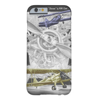 Stearman Biplane Barely There iPhone 6 Case