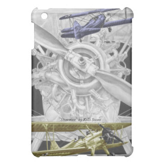 Stearman Biplane iPad Mini Case