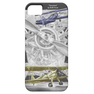 Stearman Biplane iPhone SE/5/5s Case