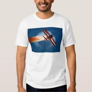 Stearman Biplane T Shirt