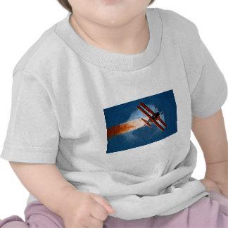 Stearman Biplane T Shirts