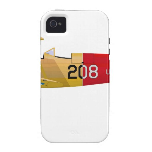 Stearman BT-13 Kaydet Case For The iPhone 4