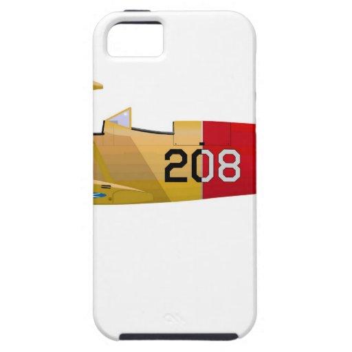 Stearman BT-13 Kaydet iPhone 5 Cases