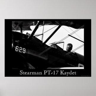 Stearman PT-17 Kaydet Print