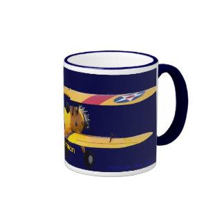 Stearman Ringer Mug