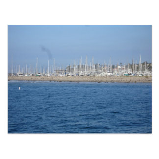 Stearns Wharf Postcard