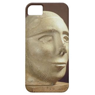 Steatite portrait head, Mohenjodaro, 2300-1750 BC iPhone SE/5/5s Case