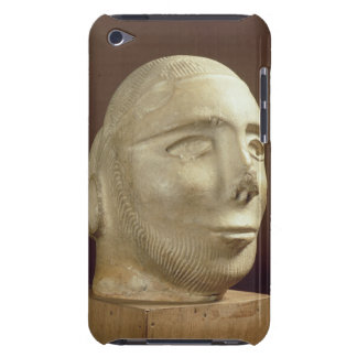 Steatite portrait head, Mohenjodaro, 2300-1750 BC iPod Touch Cover