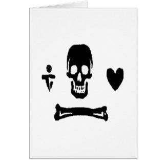 Stede Bonnet-Black Card