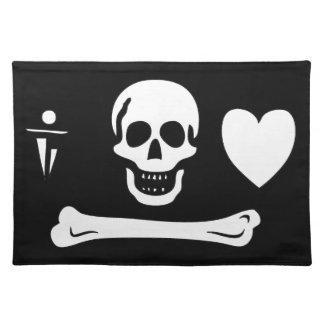 Stede Bonnet Cloth Placemat