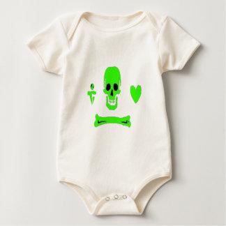 Stede Bonnet-Green Baby Bodysuit