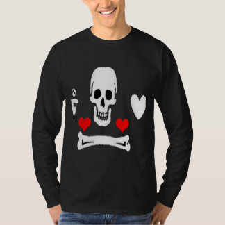 Stede Bonnet-Hearts T-Shirt