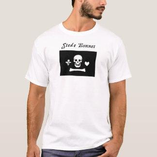Stede Bonnet Jolly Roger T-shirts