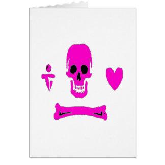 Stede Bonnet-Pink Card