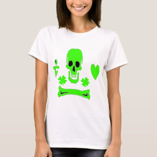 Stede Bonnet-Shamrock T-Shirt