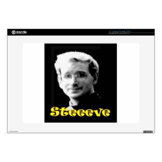 """Steeeve 15"""" Laptop Decal"""
