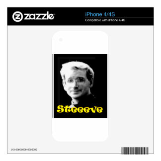 Steeeve Skins For The iPhone 4
