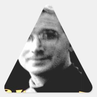 Steeeve Triangle Sticker