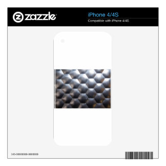 steel #3 skin for the iPhone 4S