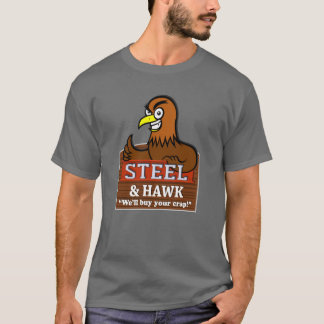 Steel and Hawk T-Shirt
