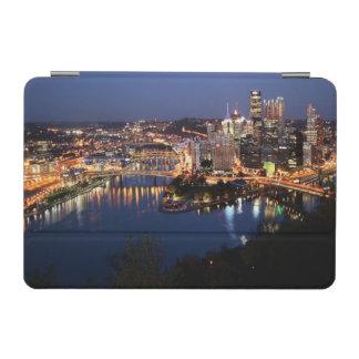 Steel and Indigo Sandwich iPad Mini Cover