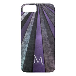 Steel Bars Metal Look LifeProof iPhone 7 Case
