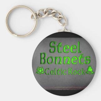 Steel Bonnets keychain
