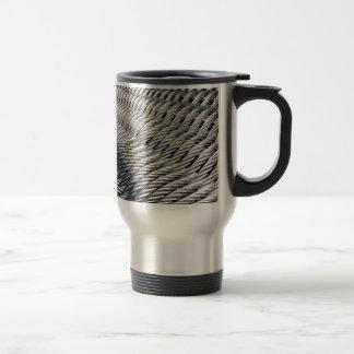 Steel Cables Travel Mug