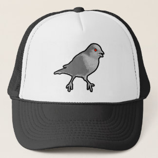 Steel Canary hat