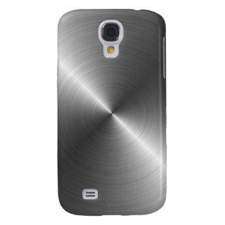 Steel Circular Metal iPhone 3 Case