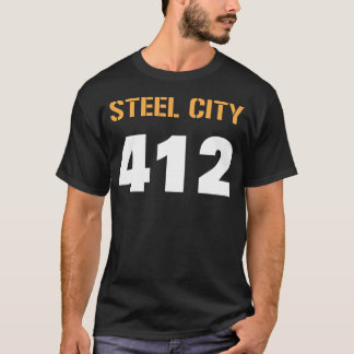 STEEL CITY 412 T-Shirt
