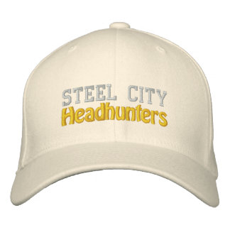 Steel City Headhunters Embroidered Hats