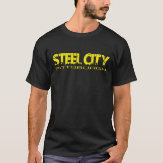 Steel City Pittsburgh - Mens & Womens Styles T-Shirt