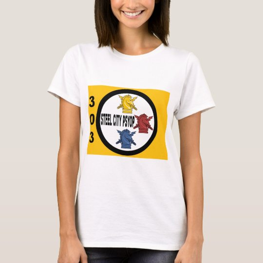 Steel City PSYOP T-Shirt
