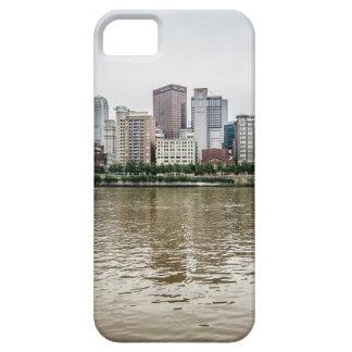 steel city skyline iPhone 5 cases