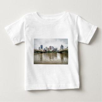 steel city skyline t-shirts