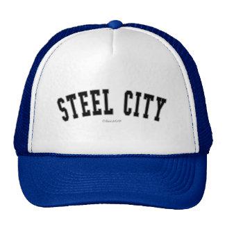 Steel City Trucker Hat