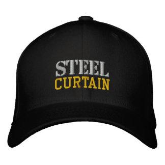 STEEL CURTAIN CAP